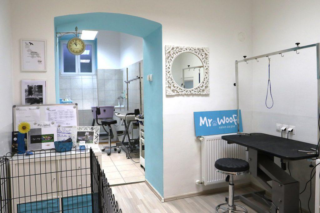 Mi smo salon za ureivanje pasa smjeten